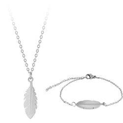 Zvýhodněná sada šperků Troli (náhrdelník, náramek)