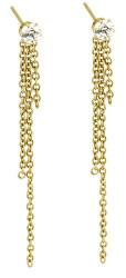 Hosszú arany fülbevalók 2v1 ESS482 arany