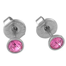 Náušnice ESSW10-ROSE