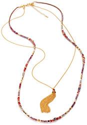 Nevšedný náhrdelník pre ženy Chic 41000C09017