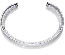 Ocelový náramek s perlami Kiss 75113P01000