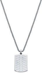 Pánský ocelový náhrdelník Air 15011C01000