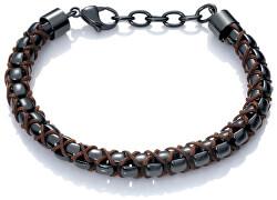 Pánský ocelový náramek Beat 15013P01011