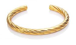 Pevný pozlacený náramek Fashion 6361P19012