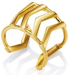 Pozlacený designový prsten 3211A11212