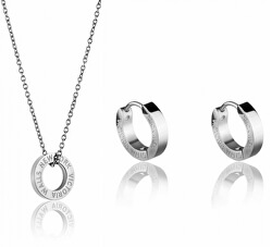 Súprava náušníc a náhrdelníka VS1060S