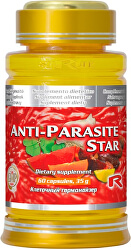 ANTI-PARASITE STAR 60 kapslí