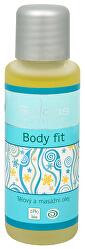 Bio telový a masážny olej - Body Fit