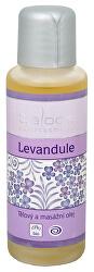 Bio telový a masážny olej - Levanduľa