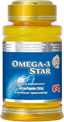 OMEGA-3 STAR 60 tob.