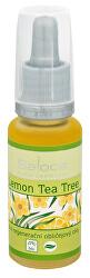 Bio regenerační obličejový olej - Lemon tea tree 20 ml