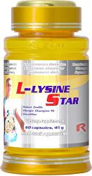 L-LYSINE 500 STAR 60 tablet