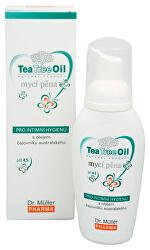 Tea Tree Oil intimní mycí pěna 150 ml