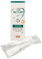 Tea Tree Oil vaginální gel 7x7,5 g