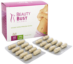 Beauty Bust Balance 120 kapsúl