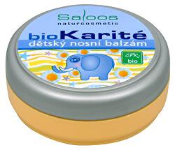 Bio Karité balzám - Detský nosný 19 ml