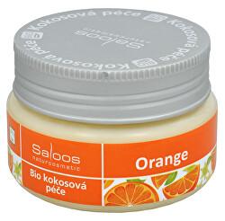 Bio de ingrijire de nucă de cocos - Orange 100 ml