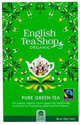 Čistý zelený čaj BIO 20 sáčků