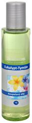 Kúpeľový olej - Eukalyptus-Tymián 125 ml