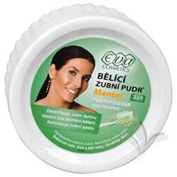 Bieliace zubné púder (mentol) 30 g