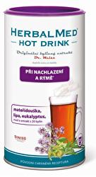 HerbalMed Hot Drink Dr. Weiss - prechladnutie, nádcha 180 g