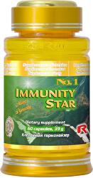 IMMUNITY STAR 60 kapsúl