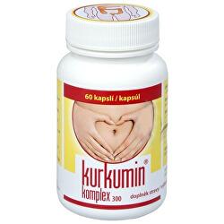 Kurkumín komplex 300 mg 60 kapsúl