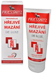 Priessnitz Hrejivé mazanie De Luxe 200 ml