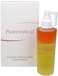 Pureceutical - dvojfázový čisticí roztok na stahování pórů 125 ml