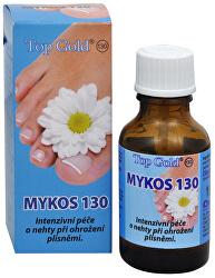 TopGold - Mykos 130 - pro nehty ohrožené plísní 20 ml
