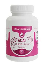 Acai berry 350 mg 90 kapsúl