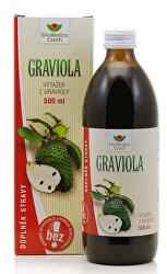Graviola - výťažok z gravioly 500 ml