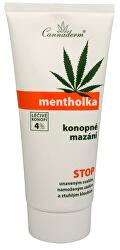 Mentholka konopné mazání 200 ml