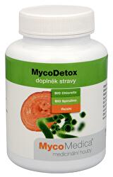 MycoDetox 120 kapsúl