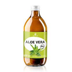 Aloe vera – 100 % Bio šťava 500 ml