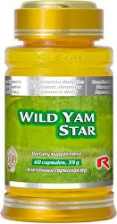 WILD YAM STAR 60 kapsúl