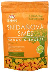 BIO Raňajková zmes Mango-Baobab