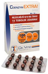 Coenzym Extra! Max 100 mg 30 tob. + 15 tob. ZADARMO