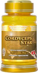 Cordyceps Star 60 kapsúl