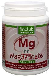 Fin Mag375tabs 140 tbl.