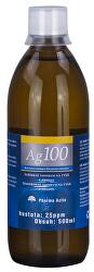 Koloidné striebro Ag100 (25ppm)