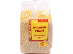 Surový prírodný trstinový cukor 500g