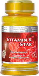 VITAMÍN K STAR 60 tbl.