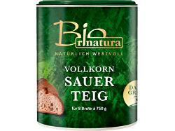 Bio Kvásek celozrnný žitný sušený 125 g