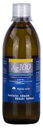Koloidné striebro Ag100 (40ppm)
