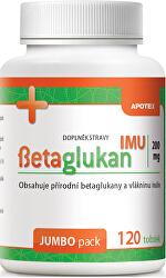 Betaglukan IMU 200 mg 120 tob.