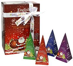 Dárková kolekce Santa BIO 12 pyramidek