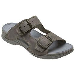 D pantofi de sănătate pentru femei / 10 / S12 / SP gri închis