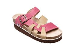 N pantofi de sănătate pentru femei / 240/9 / C30 / 29 / H / K Red