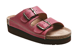 N pantofi de sănătate pentru femei / 25 / C30 / H / K / CP lumină roșie